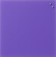 Магнитно-маркерная доска Naga Strong purple 10773 (45x45) -