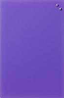 Магнитно-маркерная доска Naga Strong purple 10573 (40x60) -