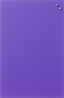 Магнитно-маркерная доска Naga Strong purple 10573 (40x60)