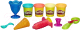 Набор для лепки Hasbro Play-Doh Инструменты мороженщика B1857 -