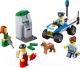 Конструктор Lego City Набор для начинающих «Полиция» 60136 -