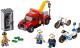 Конструктор Lego City Побег на буксировщике 60137 -