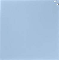 Магнитно-маркерная доска Naga Light Blue 10761 (45x45) -