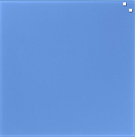 Магнитно-маркерная доска Naga Cobolt Blue 10760 (45x45) -
