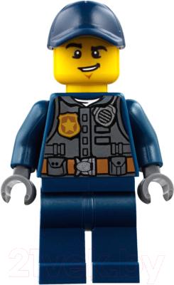 Конструктор Lego City Ограбление на бульдозере 60140