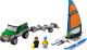 Конструктор Lego City Внедорожник с прицепом для катамарана 60149 -
