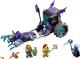 Конструктор Lego Nexo Knights Мобильная тюрьма Руины 70349 -