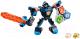 Конструктор Lego Nexo Knights Боевые доспехи Клэя 70362 -