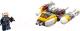 Конструктор Lego Star Wars Микроистребитель типа Y 75162 -