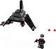 Конструктор Lego Star Wars Микроистребитель «Имперский шаттл Кренника» 75163 -
