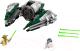 Конструктор Lego Star Wars Звездный истребитель Йоды 75168 -