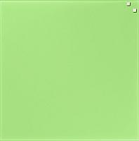 Магнитно-маркерная доска Naga Light Green 10750 (45x45) -