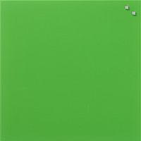Магнитно-маркерная доска Naga Strong green 10752 (45x45) -