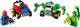 Конструктор Lego Super Heroes Mighty Micros: Человек-паук против Скорпиона 76071 -