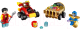 Конструктор Lego Super Heroes Mighty Micros: Железный человек против Таноса 76072 -
