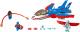 Конструктор Lego Super Heroes Воздушная погоня Капитана Америка 76076 -