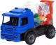 Детская игрушка Нордпласт Бетономешалка 272 -