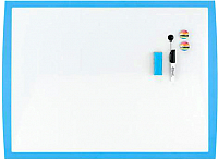 Магнитно-маркерная доска Rexel Joy 2104176 (430х585, синий) -