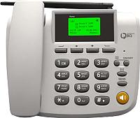 Беспроводной телефон BQ Rome BQD-2051 (серый) -