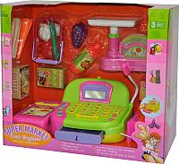 Игровой набор Essa Кассовый аппарат Супермаркет 936 -