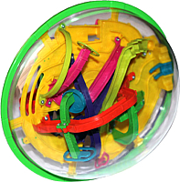 Развивающая игрушка Maze Ball Шар-головоломка 937A -