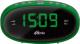 Радиочасы Ritmix RRC-616 (зеленый) -