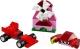 Конструктор Lego Classic Красный набор для творчества 10707 -
