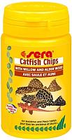 Корм для рыбок Sera Catfish Chips 510 -