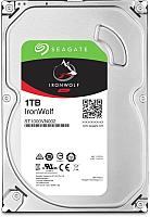 Жесткий диск Seagate Ironwolf 1TB (ST1000VN002) -