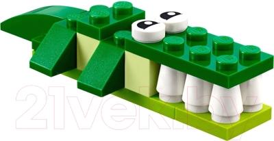 Конструктор Lego Classic Зеленый набор для творчества 10708