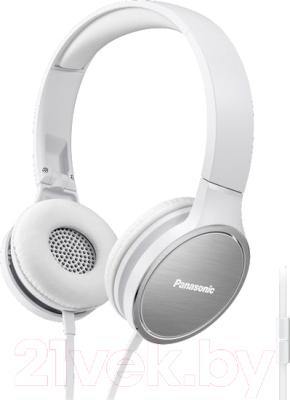 Наушники-гарнитура Panasonic RP-HF500MGCW