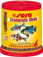Корм для рыбок Sera Granulate Menu 0070 -