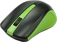 Мышь Ritmix RMW-555 (черный/зеленый) -