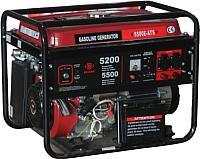 Бензиновый генератор Weima WM 5500E -
