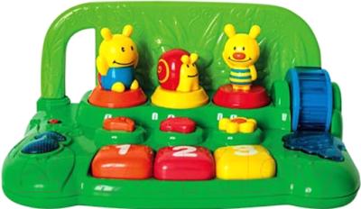 Развивающая игрушка Mommy Love Веселая полянка TC62FY