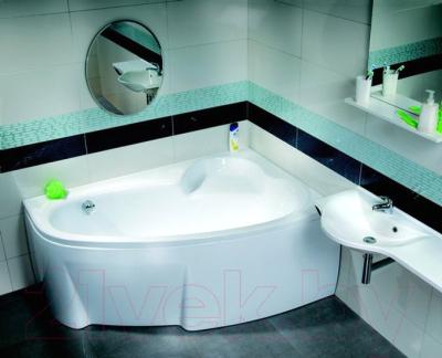 Ванна акриловая Ravak Asymmetric 160x105 L (C461000000)