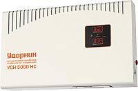 Стабилизатор напряжения Ударник УСН 5000 НС (39450) -