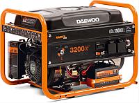 Бензиновый генератор Daewoo GDA 3500E DFE -