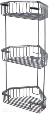 Полка для ванной Frap F335-2