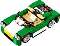 Конструктор Lego Creator Зеленый кабриолет 31056 -
