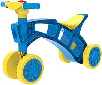 Каталка детская ТехноК Ролоцикл 2759 (синий) -
