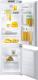 Холодильник с морозильником Korting KSI17895CNFZ -