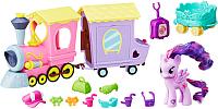 Игровой набор Hasbro  My Little Pony Поезд Дружбы B5363 -