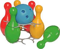 Игровой набор ТехноК Набор для игры в боулинг 2 / 2919 -