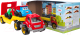 Детская игрушка ТехноК Автовоз с набором 3930 -