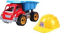 Детская игрушка ТехноК Малыш-строитель 1 3961 -