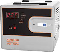 Стабилизатор напряжения Ударник УСН 5000 (39437) -
