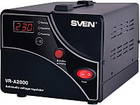 Стабилизатор напряжения Sven VR-A2000 (черный) -