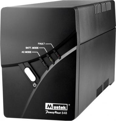 ИБП Mustek PowerMust 848 - общий вид