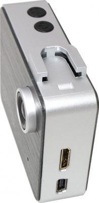 Автомобильный видеорегистратор Recordeye DC850 - разъемы